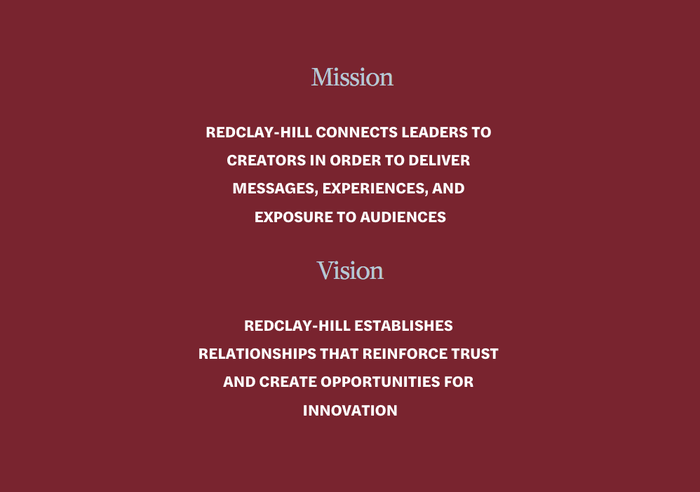 Redclay-Hill website 2