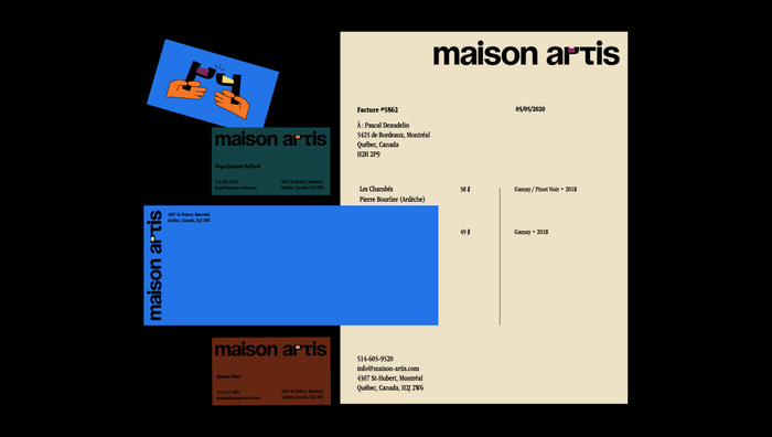 Maison Artis 6