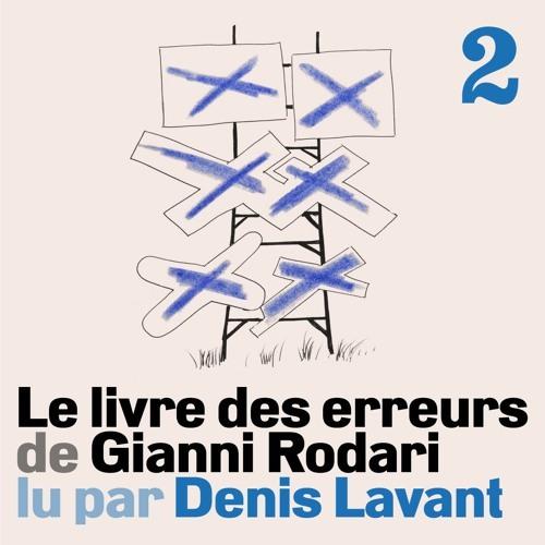 Le livre des erreurs by Gianni Rodari (Ypsilon Éditeur) 7