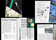 """<cite>The Word Magazine </cite>issue 18, """"Silence"""""""