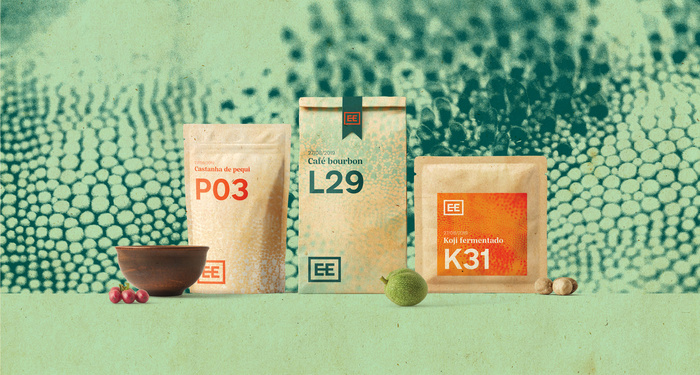 Reenvolver identity and packaging 4