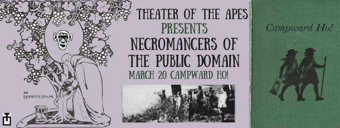Necromancers of the Public Domain promos 5