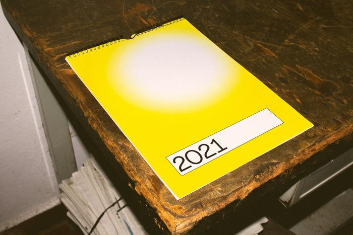 Personal calendar for 2021 5