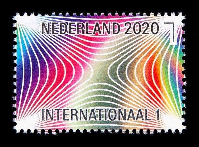 Caleidoscoop postage stamps 1