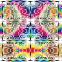 <cite>Caleidoscoop</cite> postage stamps