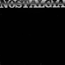 Arawak – <cite>Nostalgia</cite> album cover