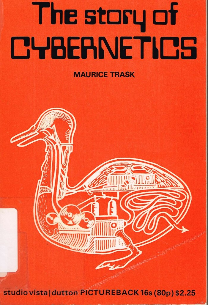 The Story of Cybernetics by Maurice Trask (Studio Vista/ Dutton Pictureback) 3
