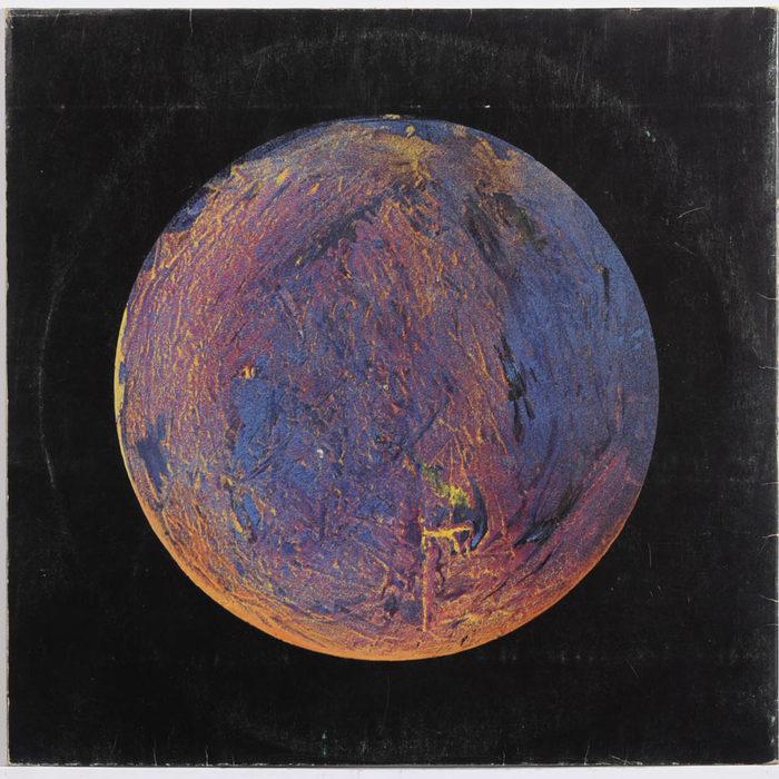 Tangerine Dream – Zeit album art 2