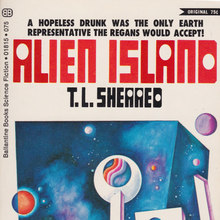 <cite>Alien Island</cite> by T.L. Sherred (Ballantine)