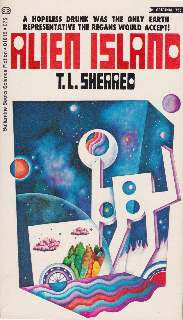 Alien Island by T.L. Sherred (Ballantine) 1