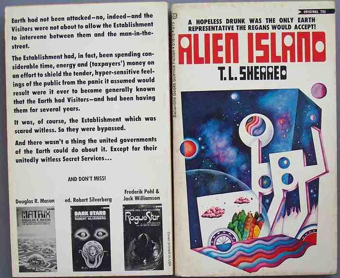 Alien Island by T.L. Sherred (Ballantine) 3