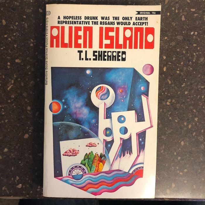 Alien Island by T.L. Sherred (Ballantine) 2