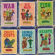 Hanna-Barbera juvenile card games