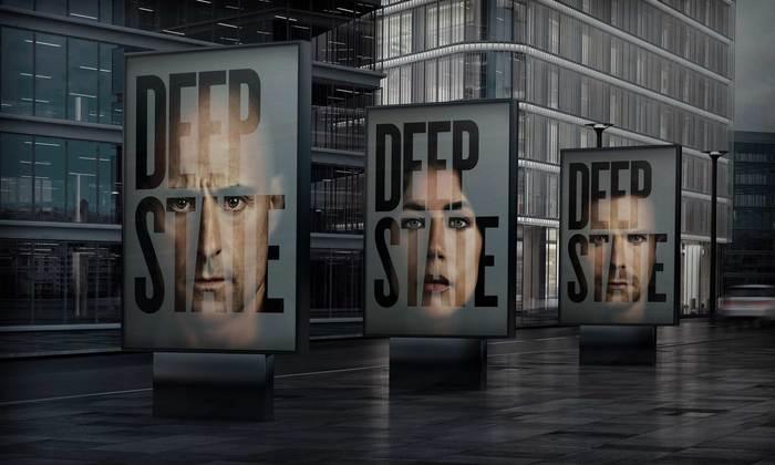 Teaser poster campaign