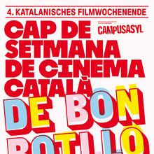 4. Katalanisches Filmwochenende poster