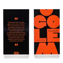 <span><cite>O Golem</cite> (<cite>The Golem</cite>) by Gustav Meyrink (Carambaia)</span>