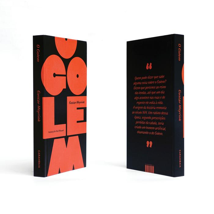 O Golem (The Golem) by Gustav Meyrink (Carambaia) 10