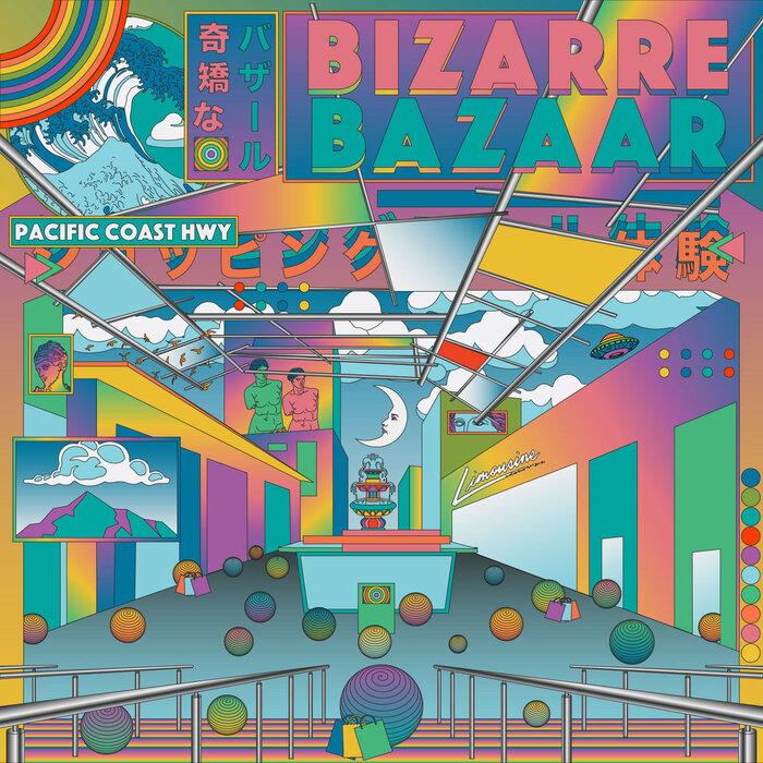 Limousine – Bizarre Bazaar (front)