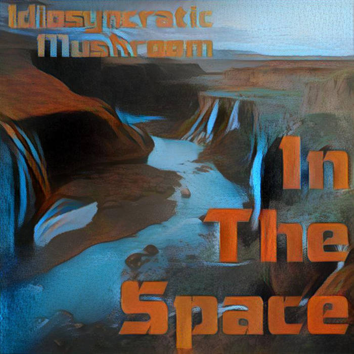 Idiosyncratic Mushroom – In The Space and Adelaide Flowers album art 1