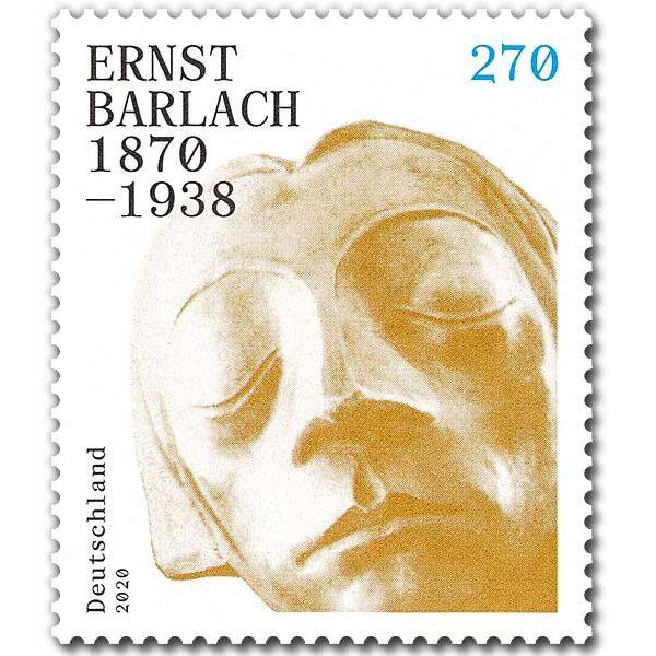 Ernst Barlach stamp 1