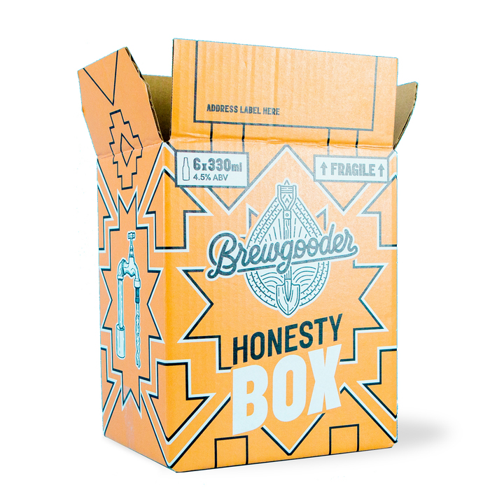 Brewgooder Clean Water Lager 2
