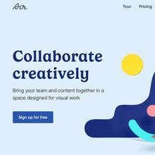 Air branding and website
