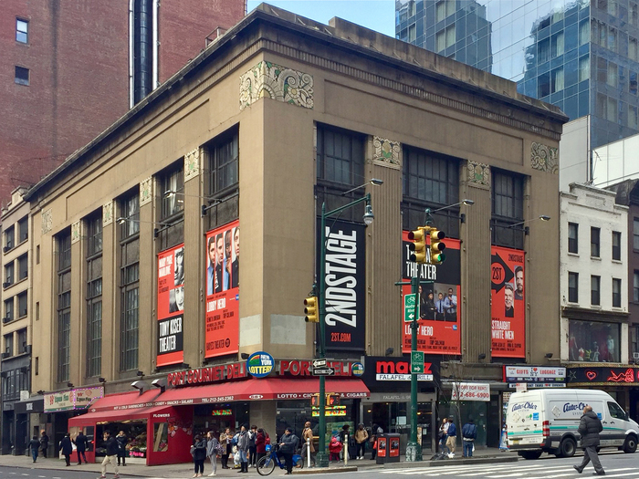 Tony Kiser theater — Off-Broadway theatre located at 305 W 43rd St