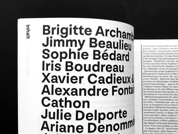 "Strapazin Nr. 140, Sep. 2020, ""Comics aus Québec"" 5"