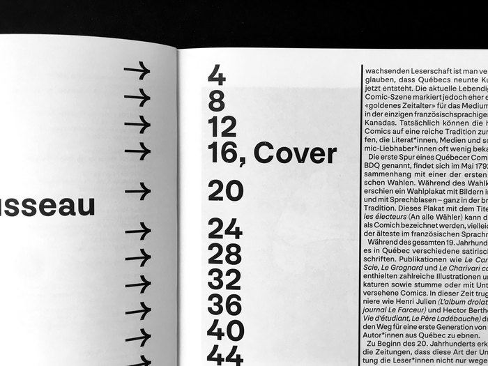 "Strapazin Nr. 140, Sep. 2020, ""Comics aus Québec"" 3"