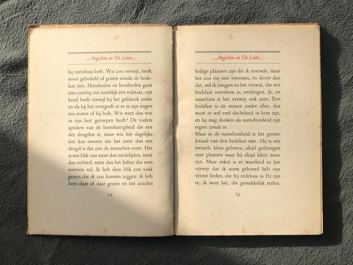 Arthur van Schendel – Angiolino en de Lente 2