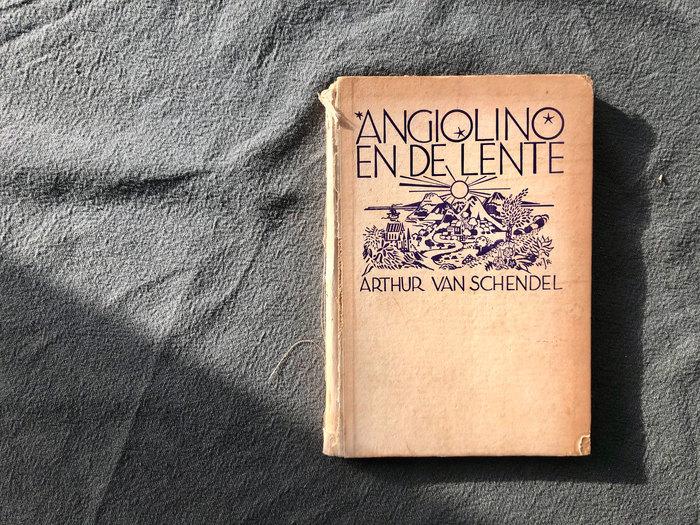 Arthur van Schendel – Angiolino en de Lente 1