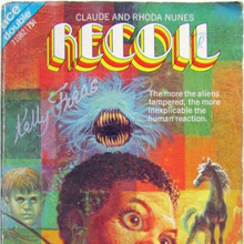 <cite>Recoil</cite> by Claude and Rhoda Nunes (Ace)