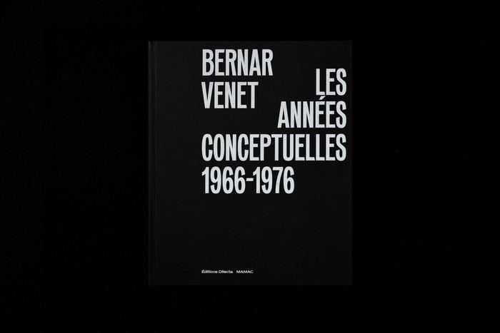 Bernar Venet, Éditions Dilecta 2