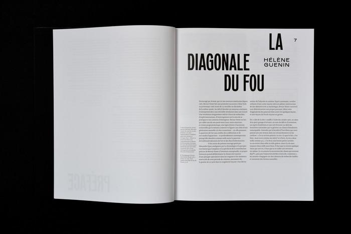 Bernar Venet, Éditions Dilecta 5