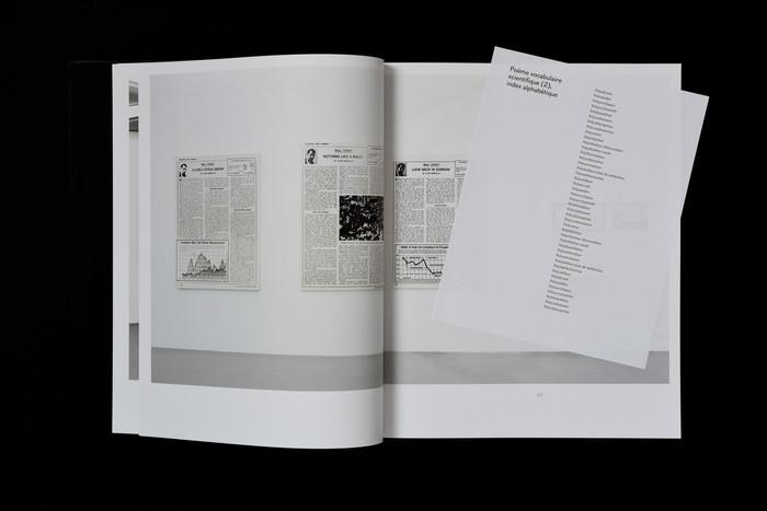 Bernar Venet, Éditions Dilecta 7