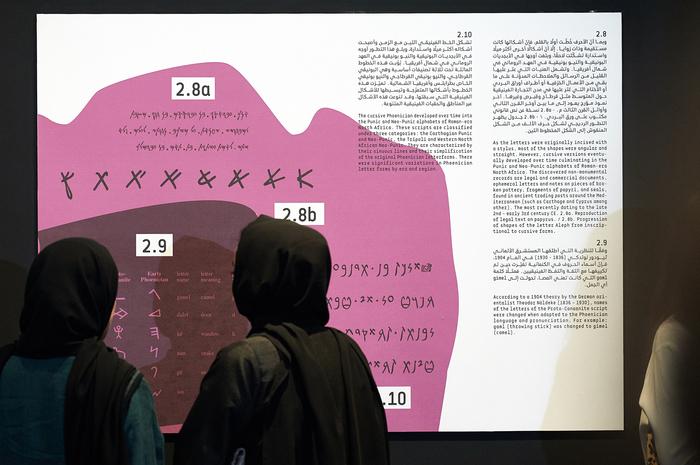 Nomadic Traces: Journeys of Arabian Scripts 16