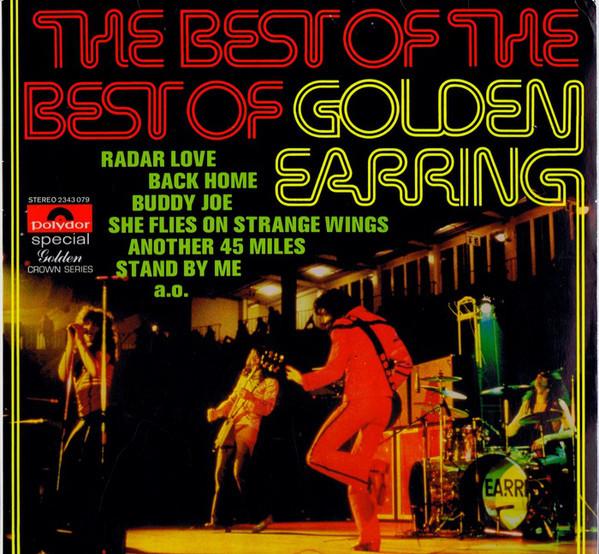 Golden Earring – The Best Of The Best Of album art