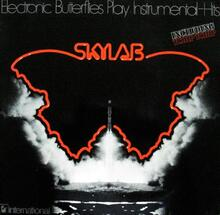 Electronic Butterflies ‎– <cite>Skylab</cite> album art
