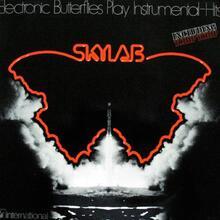 Electronic Butterflies – <cite>Skylab</cite> album art