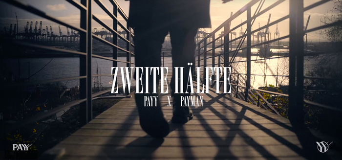 """Payy – """"Zweite Hälfte"""" single cover and video 3"""