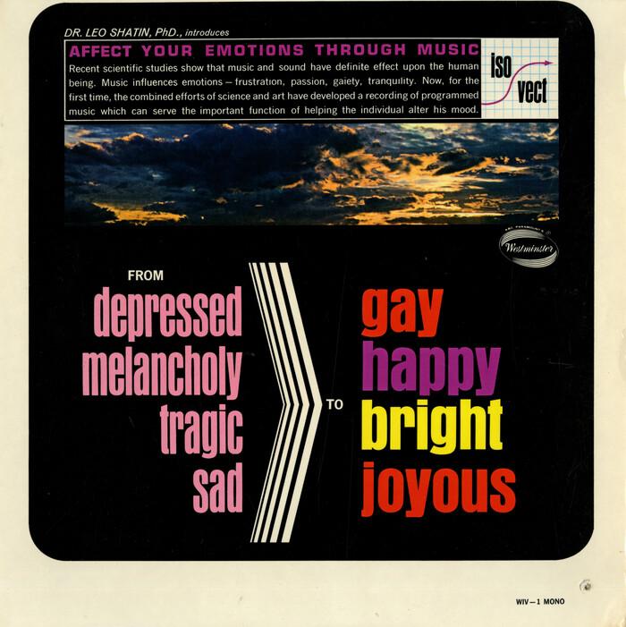Affect Your Emotions Through Music album art 1