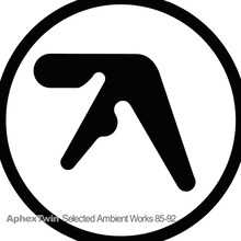 Aphex Twin – <cite>Selected Ambient Works 85–92</cite> album art