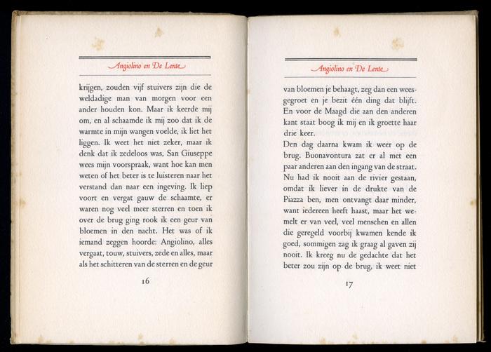 Arthur van Schendel – Angiolino en de Lente 7