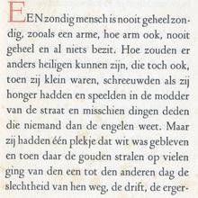 Arthur van Schendel – <cite>Angiolino en de Lente </cite>