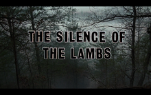<cite>The Silence of the Lambs</cite> (1991) title sequence