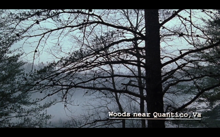 The Silence of the Lambs (1991) title sequence 1