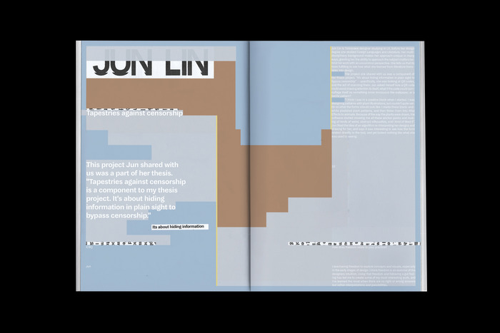 Featured contributor: Jun Lin
