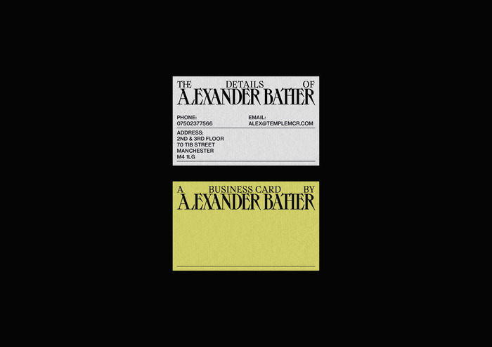 Have You Seen Alexander Bather 6