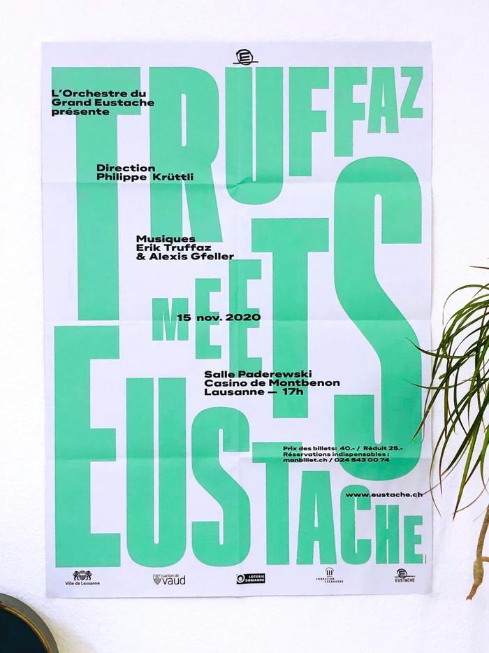 Truffaz meets Eustache 2