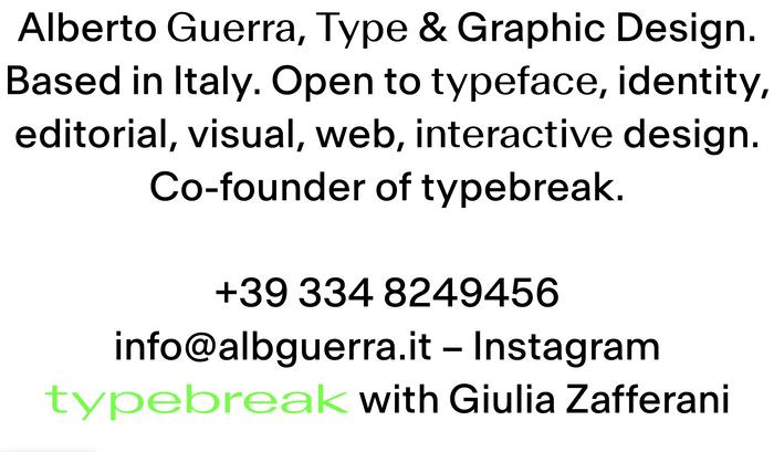 Alberto Guerra website 2
